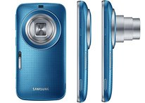 Samsung unveils Galaxy K Zoom with 20.7 MP and Android 4.4 KitKat
