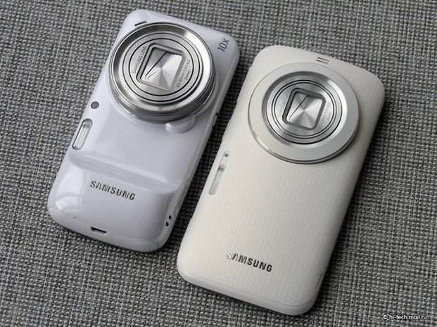 The Samsung Galaxy K Zoom unveiled!