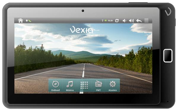 vexia navlet 2 tablet GPS
