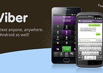 Actualización Viber 2.1.3: Compatible con Android 4 Ice Cream Sandwich