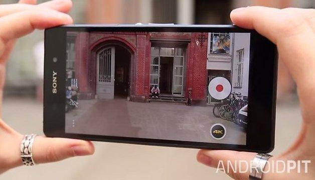 Horizon - Aplicación para grabar vídeos siempre en horizontal con tu Android