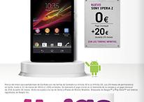 Precios para el Sony Xperia Z, Huawei Ascend Y300 y G510 con Yoigo