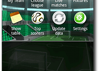 Fussballisch für Android