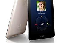 Fonepad: Asus zeigt 7-Zoll-Tablet zum Telefonieren