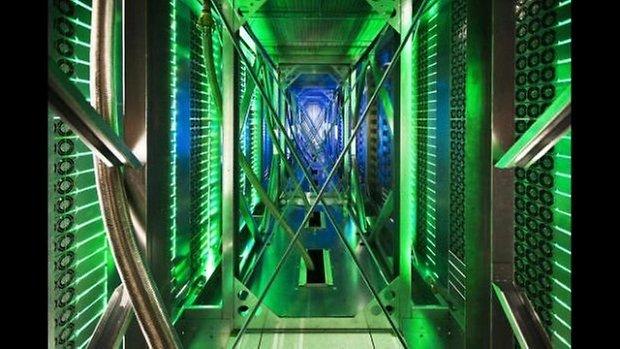 Google центр данных