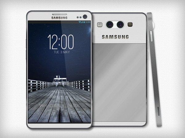 Samsung Galaxy S4 концепт