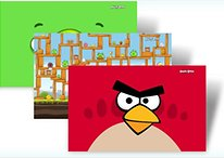Os Angry Birds viraram tema para Windows 7
