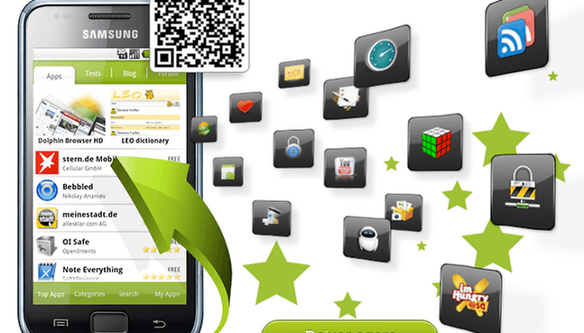 Como baixar aplicativos para Android no App Center do AndroidPIT?