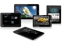 COBY pretende apresentar 5 tablets com ICS no CES 2012