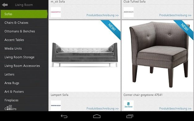 Homestyler interior design apps android em teste for Homestyler login