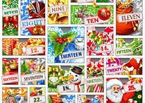 Calendário do Advento: 22 dias para o Natal e mais um app com 50% de desconto