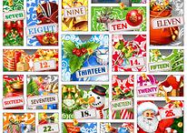 Calendário do Advento: 21 dias para o Natal e mais um app com 50% de desconto
