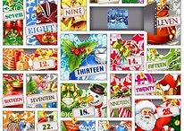 Calendário do Advento: FGG Christmas Wallpaper com 50% de desconto