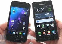 [Vídeo] Samsung Galaxy Nexus vs Galaxy S2