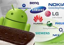 Quando vou poder ter o Android 4.0 Ice Cream Sandwich no meu celular?