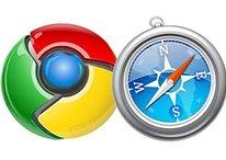 Chrome x Safari: uma comparação de performance