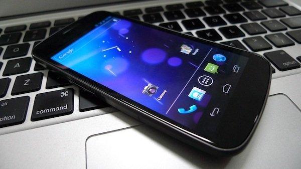 Android Ice Cream Sandwich é rápido, mas nao mais que os chips da Samsung
