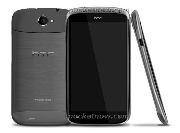 HTC Ville: dual-core de 1.5 GHz com apenas 8mm de espessura