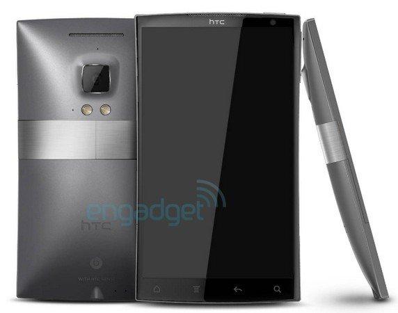 HTC Zeta - Smartphone com Android 4.0