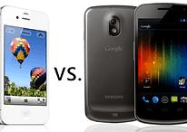 [Vídeo] Qual câmera frontal é melhor: a do Galaxy Nexus ou a do iPhone 4S?