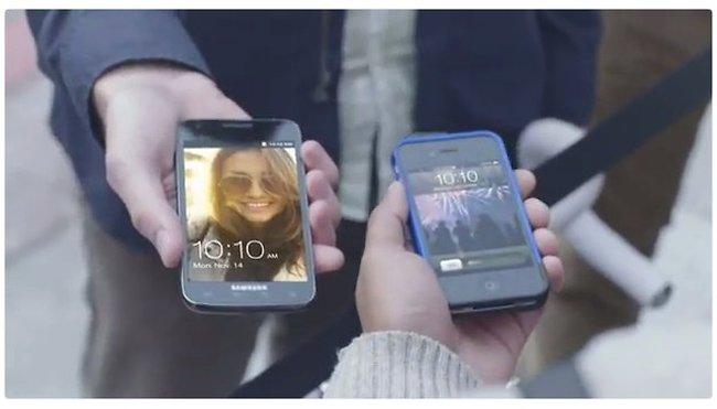 [Vídeo] Samsung zomba com Apple e seus fãs