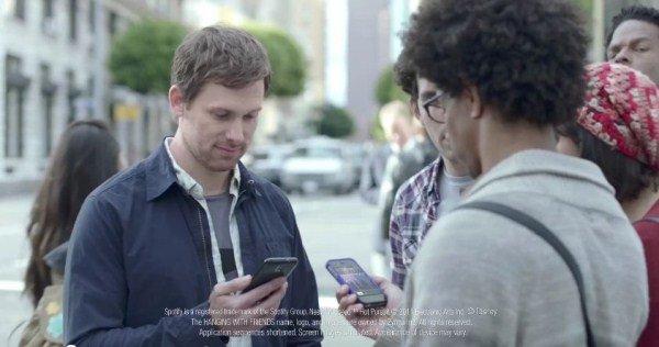 Samsung zomba com Apple e seus fãs (Parte 2)