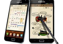 Android 4.1 en el Galaxy Note de Movistar