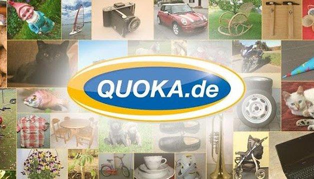 Quoka Kleinanzeigen – Flohmarkt für unterwegs