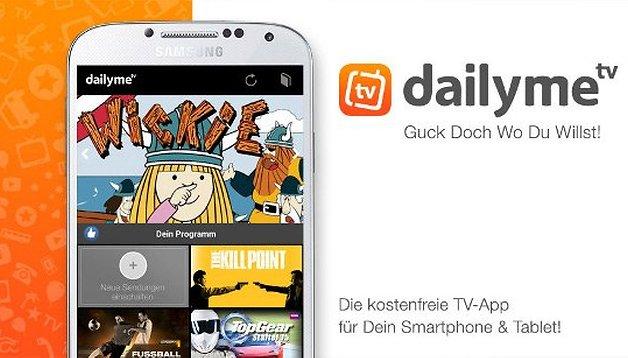 [UPDATE] dailyme TV, Serien & Fernsehen - Entertainment für unterwegs!