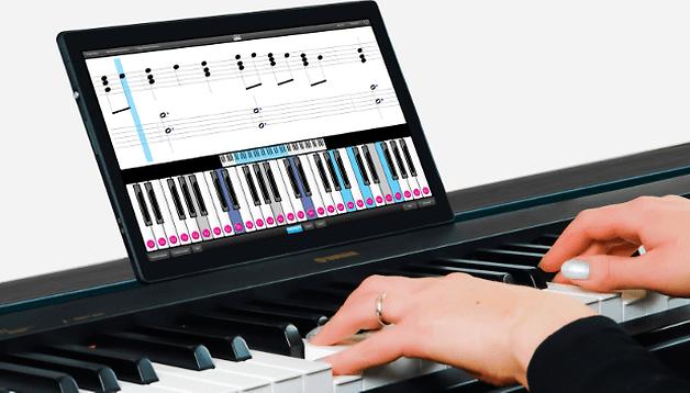 Purely Piano & Keyboard: Die App für schnellen Erfolg?