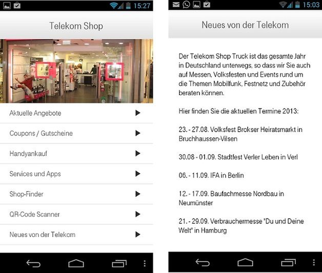 Telekom shop coupon