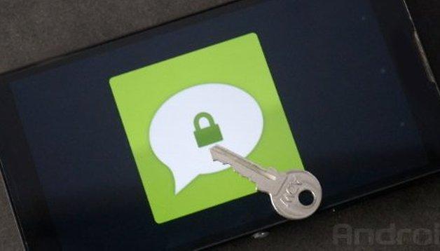 TextSecure :: Private SMS/MMS – Sicher kommunizieren