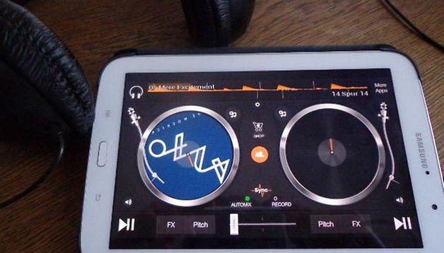 edjing – DJ-App mit viel Potential
