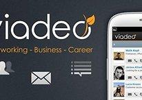 Viadeo - Toujours connecté à son réseau social professionnel