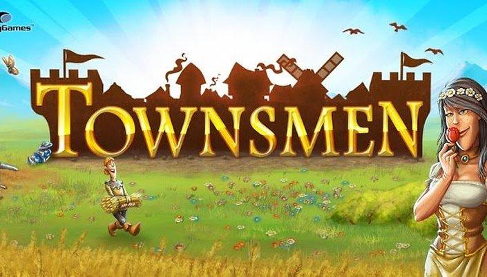 Townsmen - Construisez votre propre ville