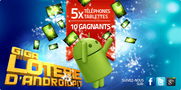 giga loterie d'androidpit
