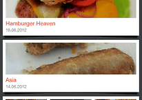 1 App, 3 Opiniones - AndroidPIT analiza para vosotros Evernote Food