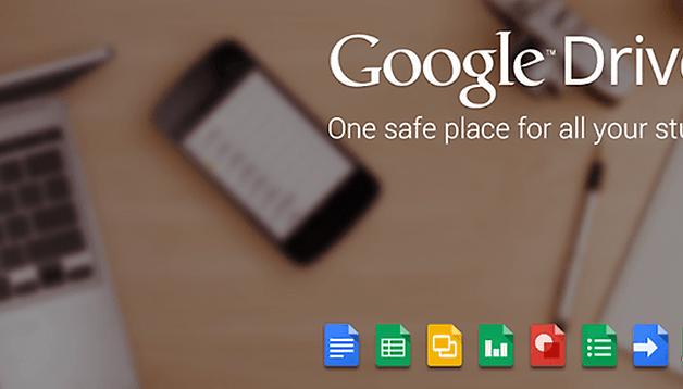 Google Drive - la bureautique en clouding