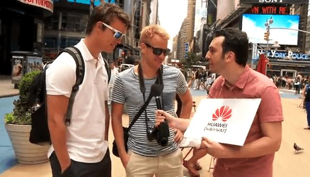 Huawei, la impronunciable marca - Aprende a decirlo sin tartamudear
