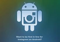 Le lancement Instagram pour Android est imminent