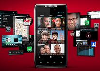 Motorola présente Ice Cream Sandwich pour RARZ en vidéo