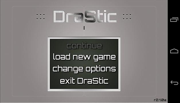 DraStic DS Emulator - Les jeux Nintendo sur Android