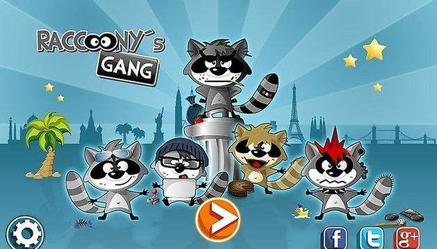 RACCooNY's GANG ***FREE - rejoignez ce gang de ratons-laveurs