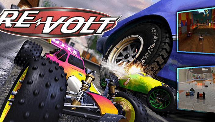 RE-VOLT Classic (Premium) - Le classique des courses de voitures sur A