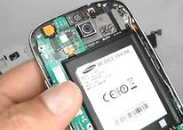Désassemblage du Samsung Galaxy S3 en vidéo