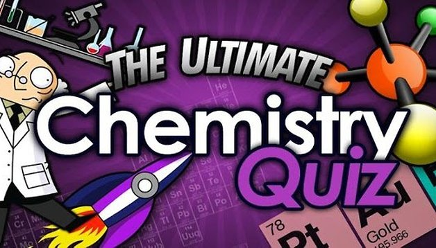 Ultimate Chemistry Quiz - On révise sa chimie !