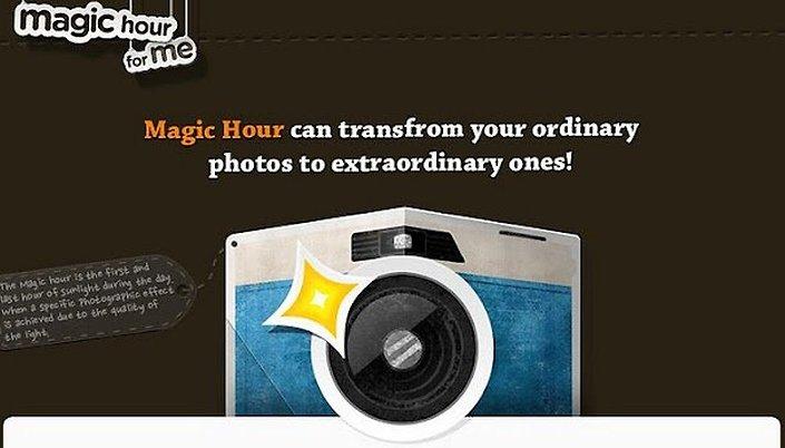 Magic Hour: devenez le pro des filtres photo rétro