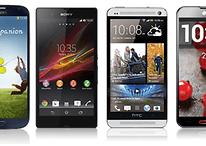 [Comparação] Galaxy S4 e os smartphones Premium Android e não Android do mercado