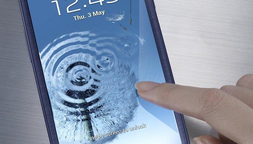 Samsung Galaxy S3: Fotografias e Especificações