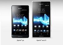 A Sony acaba de apresentar 2 novos XPERIA: o go e o acro S